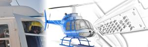 bell 206 jet ranger helikopter