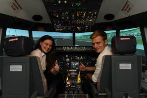 boeing 737 simulator 5 - gro
