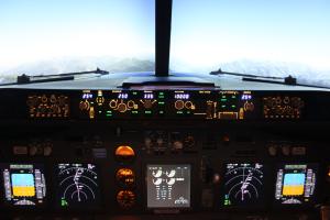 boeing 737 simulator 4-gro