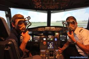 airbus a320 originale oxygen masks2