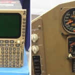 Boeing 767 - CDU and Analog Instruments