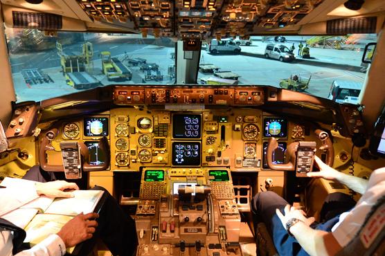 originale Boeing 767-300 ER